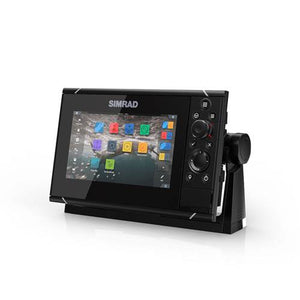 NSS7 evo3 with Broadband Radar 7-inch display with GPS, sounder & Wi-Fi. Includes Broadband 4Gª radar.