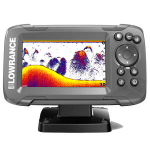 The world's easiest-to-use fishfinder, HOOK² 4x Bullet features Autotuning sonar, Broadband sonar and a simple and accurate GPS Plotter -- all at a price that is easy to afford.
