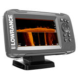 The world's easiest-to-use fishfinder, HOOK2-5 TripleShot features Autotuning sonar, High CHIRP, SideScan and DownScan Imaging™ -- all at a price that is easy to afford.