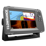 The world's easiest-to-use fishfinder, HOOK2-7 TripleShot features Autotuning sonar, High CHIRP, SideScan and DownScan Imaging™ -- all at a price that is easy to afford.