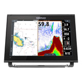 GO12 ROW TOTALSCAN - 12-inch display with TotalScan™ transducer and radar support.