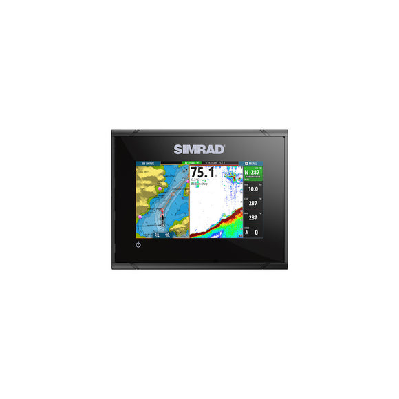 SIMRAD GO5 XSE,ROW TOTALSCAN