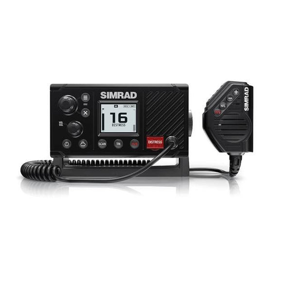 RS20S VHF Radio - Low-profile fixed mount 25-Watt DSC VHF Radio with integrated GPS and NMEA 2000® connectivity.