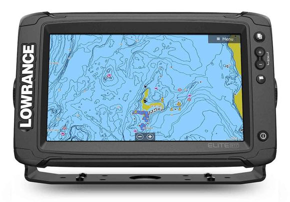 The Lowrance® Elite-9 Ti² touchscreen, Active Imaging™ sonar, built-in C-MAP® Genesis Live real-time map creation, wireless networking and smartphone notifications – all at an affordable price.
