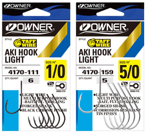 Owner AKI Light Hooks