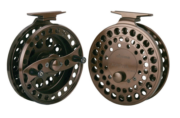 Okuma Centre-pin Reel