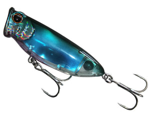Fish Inc. Lures Fly Half 80MM Poppers