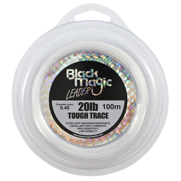 Black Magic Tough Trace leader