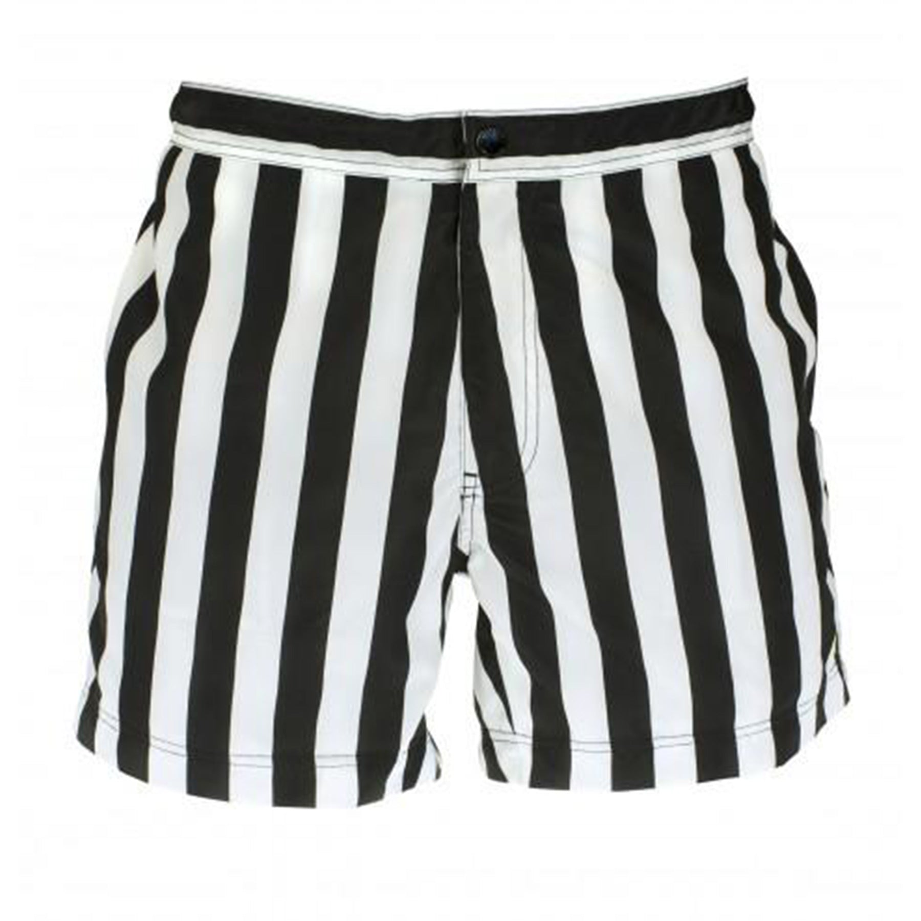 South Cape Black & White Stripe