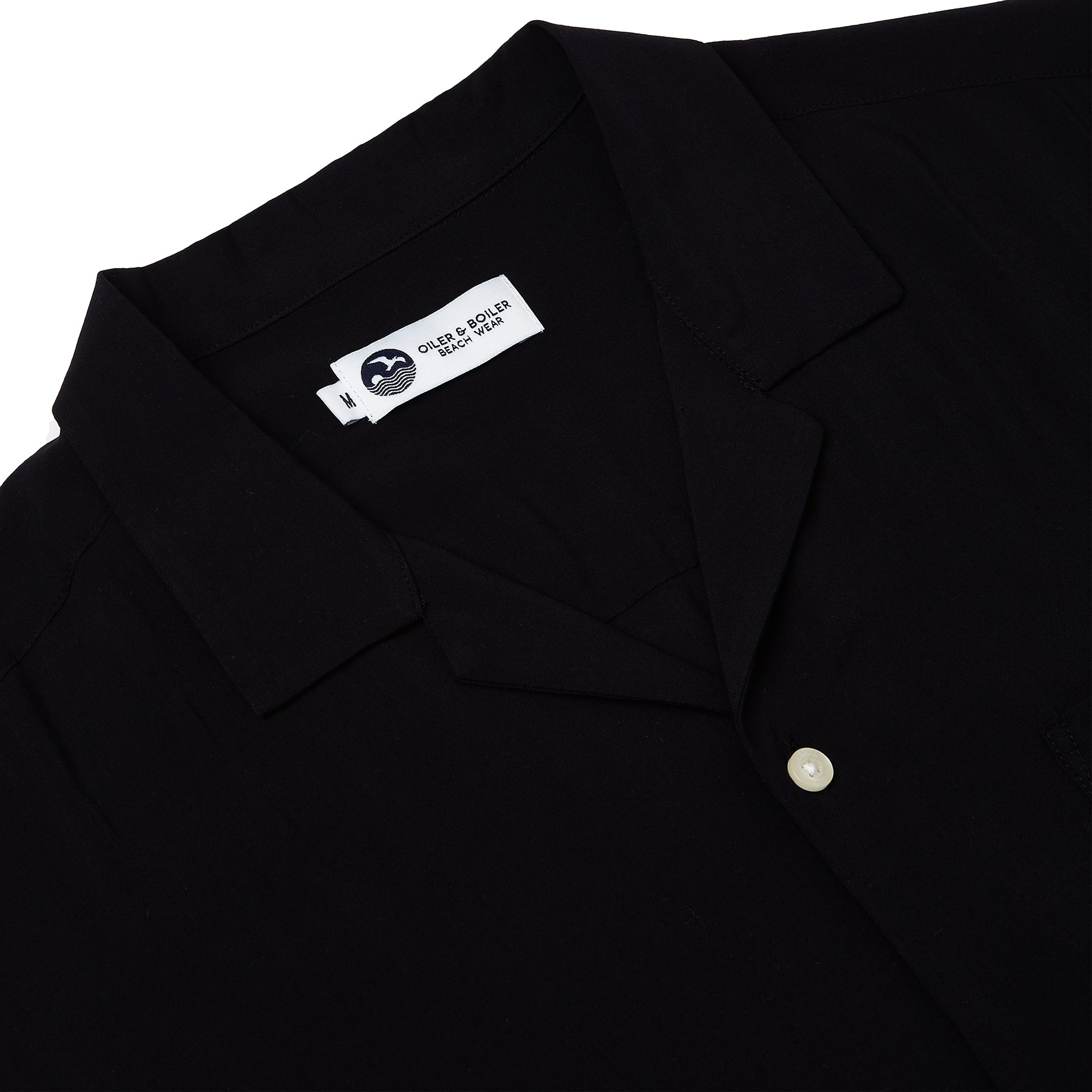 Navy Resort Shirt