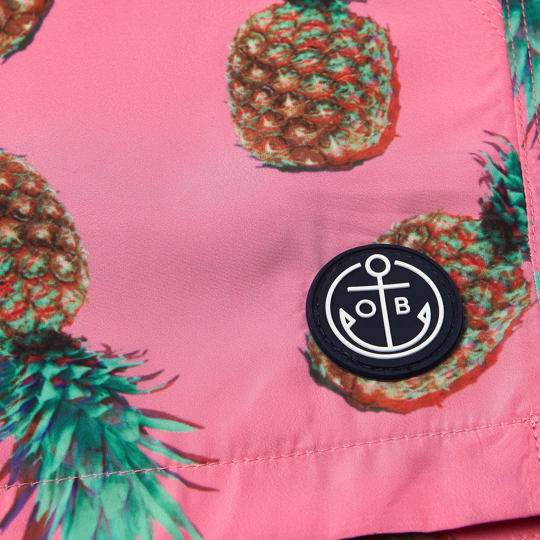 Pineapple Swim Short, Regular Length