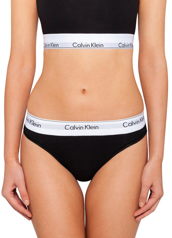 CALVIN KLEIN </BR> <span style='font-size:12px; font-weight:normal;'> CK Modern Cotton Brief </span>