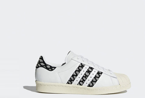 ADIDAS<BR>  <span style='font-size:12px; font-weight:normal;'> Superstar 80S</span>