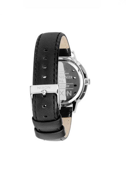 NIXON <BR/>  <span style='font-size:12px; font-weight:normal;'>  The Kensington Leather