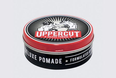 UPPERCUT </BR> <span style='font-size:12px; font-weight:normal;'> Deluxe- Pomade  </span>