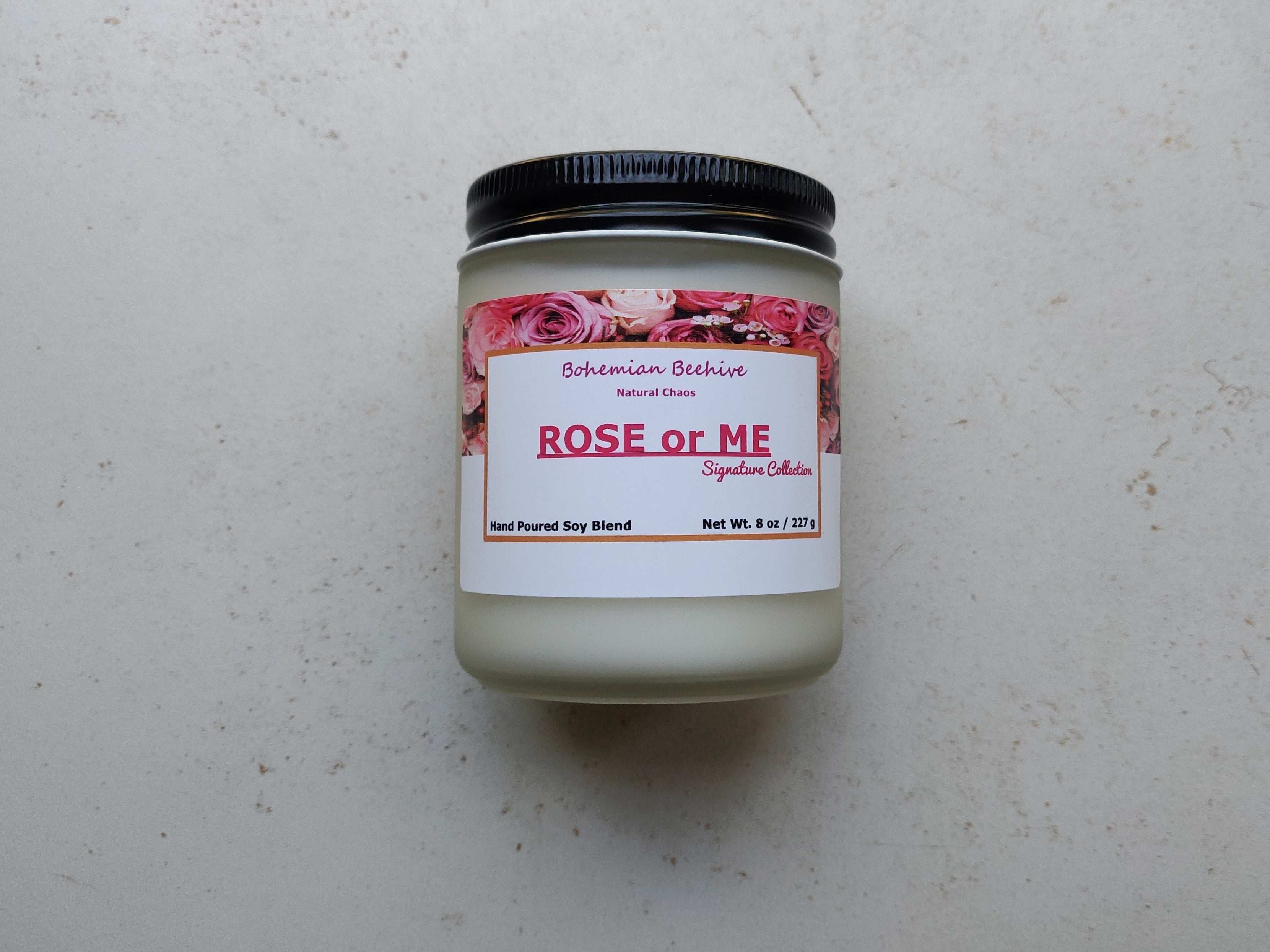 8oz ROSE OR ME