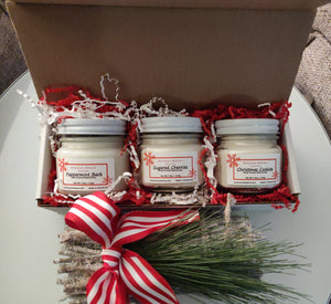 HOLIDAY SWEET TREAT CANDLES