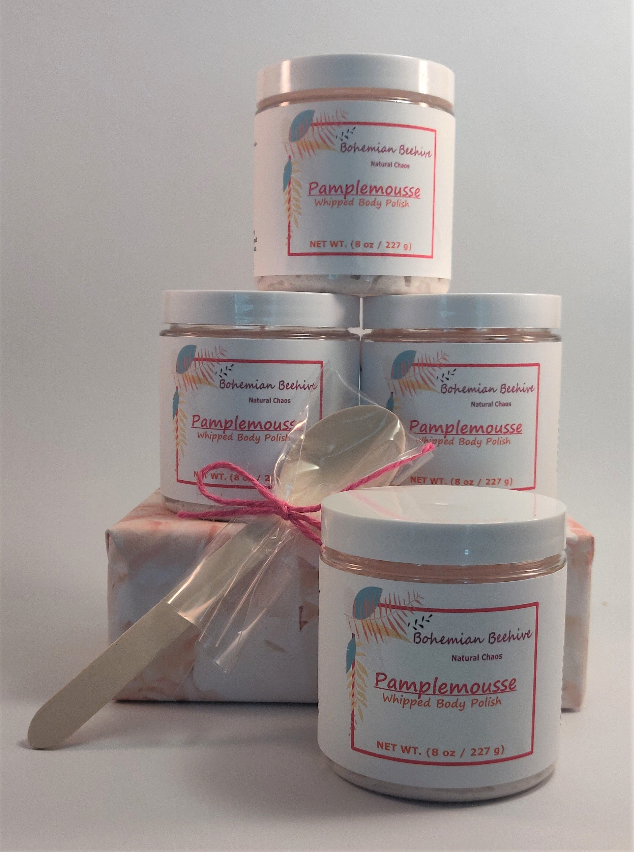 PAMPLEMOUSSE WHIPPED BODY POLISH