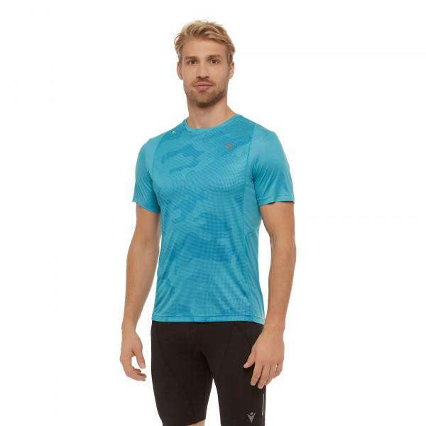 T-SHIRT MACRON RUNNING KENNY HOMME