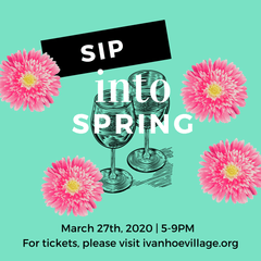 Ivanhoe Village Sip Into Spring Wine Walk