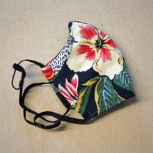 Load image into Gallery viewer, Face Mask - Vintage Hawaiian