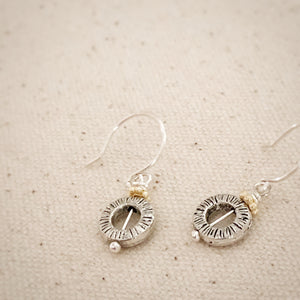 Round-About Boho Earrings