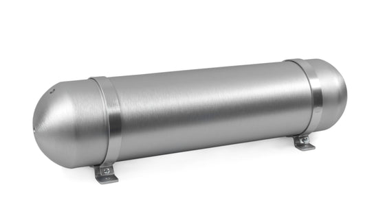 4 Gallon MOA Seamless Aluminium Air Tank (5x NPT Ports, 200 PSI Rated)