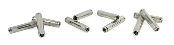 "1/4"" to 1/4"" Straight Union (10 pcs) DOT Approved"