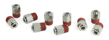"3/8"" NPT(M) to 1/4"" Airline Straight Fitting (10 pcs) DOT Approved"