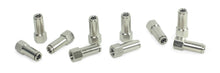 "1/8"" NPT(F) to 1/4"" Airline Straight Fitting (10 pcs) DOT Approved"