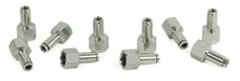 "3/8"" NPT(F) to 1/4"" Airline Straight Fitting (10 pcs) DOT Approved"
