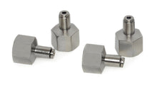 "3/8"" NPT(F) to 1/8"" Airline Straight Fitting (4 pcs) DOT Approved"