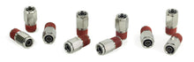 "1/4"" NPT(M) to 3/8"" Airline Straight Fitting (10 pcs) DOT Approved"