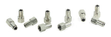 "3/8"" NPT(F) to 3/8"" Airline Straight Fitting (10 pcs) DOT Approved"