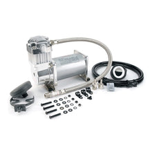 325C Chrome Compressor Kit (12V, 33% Duty, Sealed)