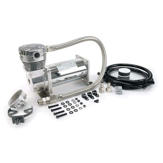 "420C Chrome Compressor Kit, 3/8"" Port (12V, 33% Duty, Sealed)"