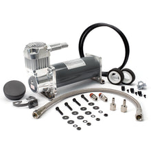 450C IG Series Compressor Kit (12V, Intercooler Head, 100% Duty, Sealed)