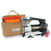 87P Portable Compressor Kit (85P Compressor with Battery Clamps & Twist-on Tire Chuck)