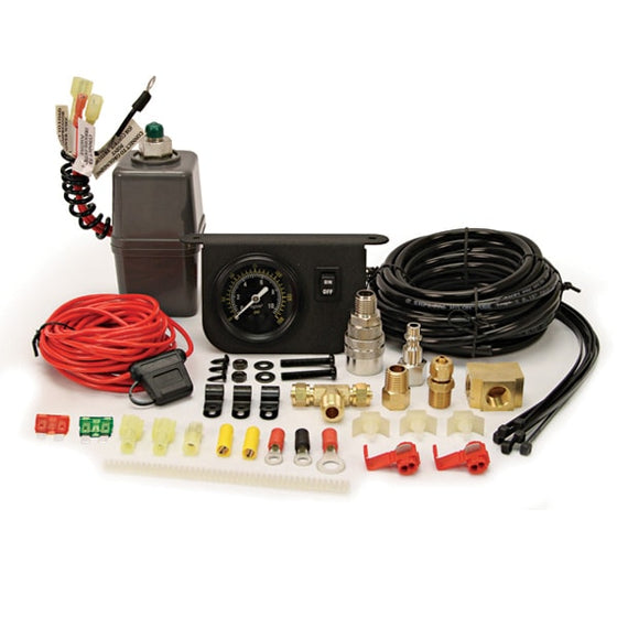 Onboard Air Hookup Kit (30 Amp, 85 PSI/105 PSI) (For 12V System Only)