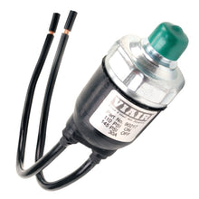 "Sealed Pressure Switch, 1/4"" M NPT Port, 12 GA Lead Wires (110 PSI On, 145 PSI Off)"