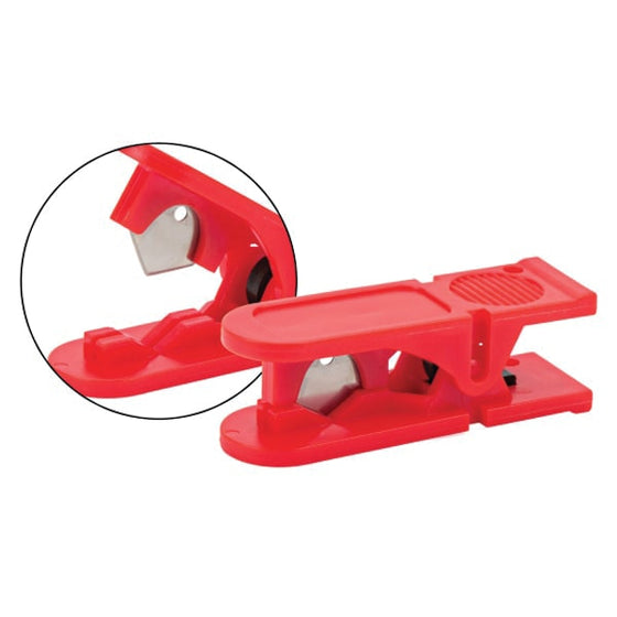 "Air Line Cutter with Stainless Steel Blade (up to 3/8"" airline)"