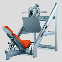Plated Loaded Strength Equipment
