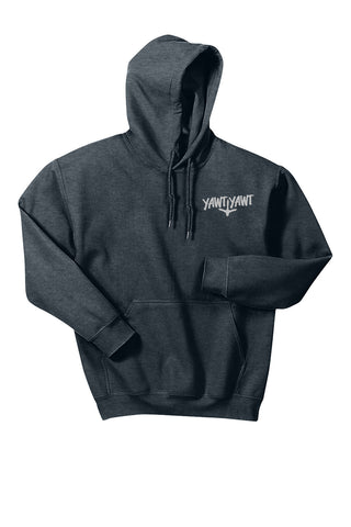 Yawt Yawt Dark Heather Chillin' Hoodie