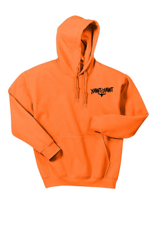 Yawt Yawt Safety Orange Chillin' Hoodie