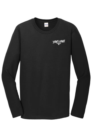 Yawt Yawt Black Long Sleeve T