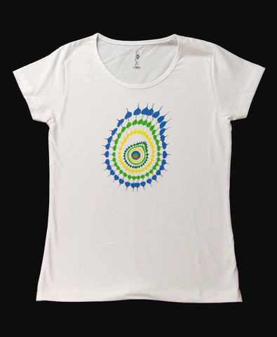 Chlorophyll ,Women Cool T Shirt Designs Online Graphic T Shirts