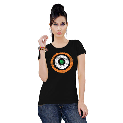 Circles, Women Online Cool T Shirt Designs Online Graphic T Shirts