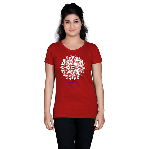 Cosmic Star, Women Cool T Shirt Designs Online Graphic T Shirts
