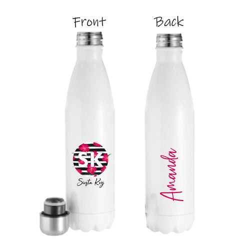 Siesta Key SK Water Bottle