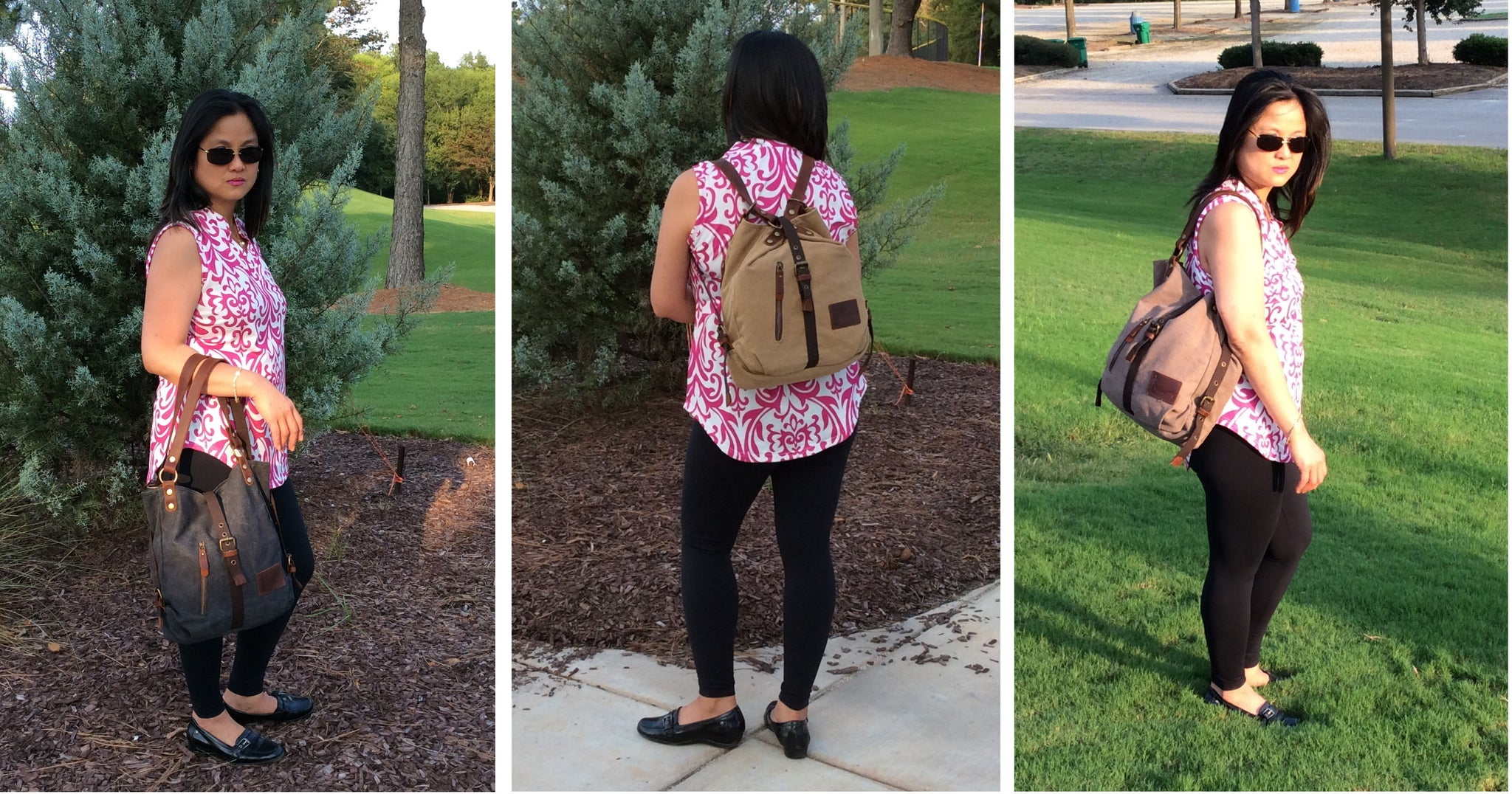 Online Backpack Purse for women